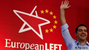 Leader of leftist main opposition Syriza party and candidate for the European Commission presidency Alexis Tsipras (Photo: REUTERS/Alkis Konstantinidis)