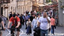 Reportage Litauen Altstadt von Vilnius
