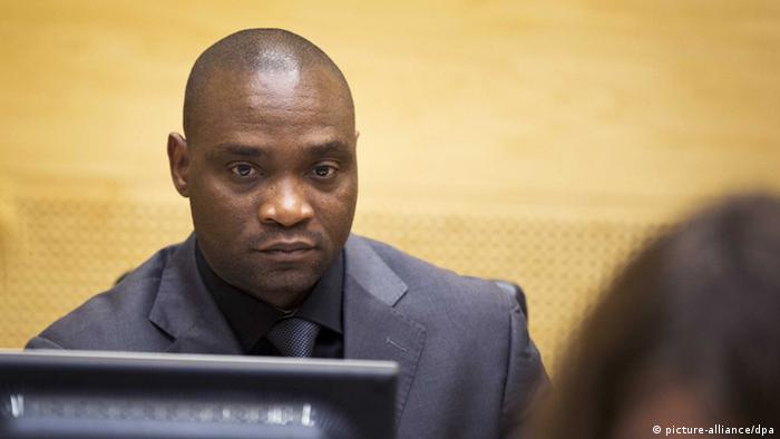 Germain Katanga ICC Den Haag Urteil 23.05.2014