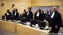 Germain Katanga ICC Den Haag Urteil 23.05.2014 Opfervertreter