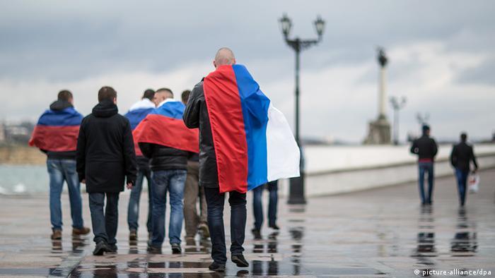 Крим після анексії Росією