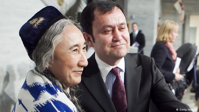 """热比娅:有维吾尔人加入""""伊斯兰国"""""""