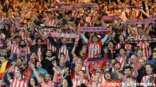 Fans Atletico Madrid