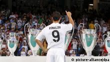 Cristiano Ronaldo Fußballspieler 2009