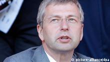 Russland Oligarch Dmitri Rybolowlew
