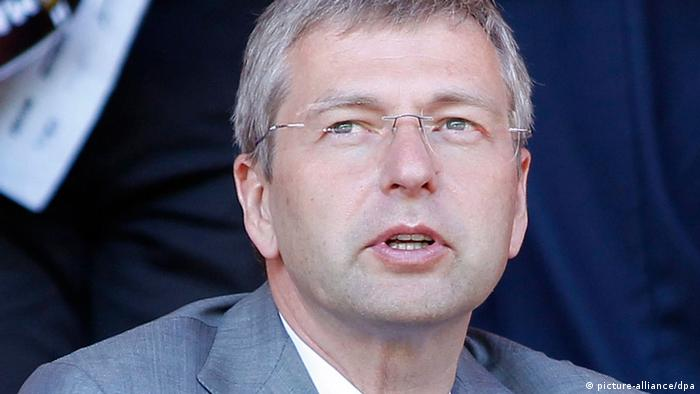 Russland Oligarch Dmitri Rybolowlew (picture-alliance/dpa)