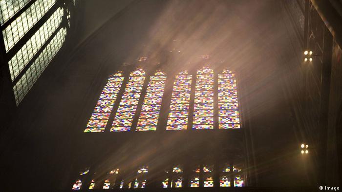 Витражи Рихтера в Кельнском соборе
