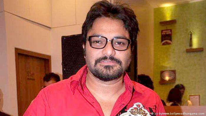 Indischer Sänger Babul Supriyo