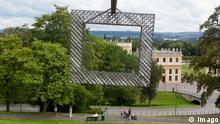 Kassel Landschaft im Dia Kunstwerk documenta 1977