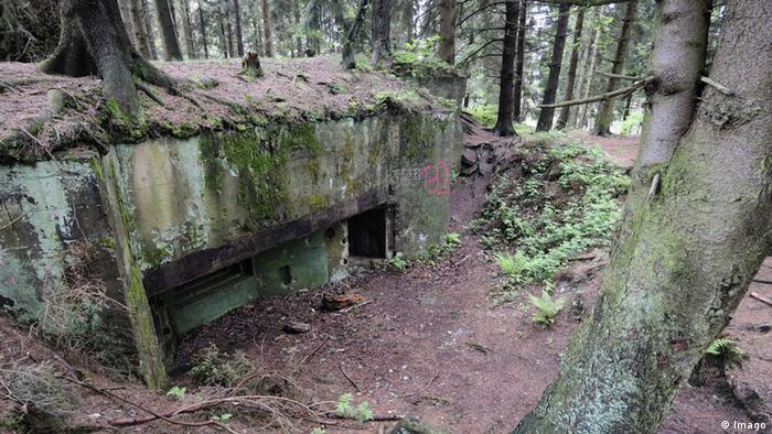 Bunkergruppe Buhlert, Hürtgenwald, Westwall