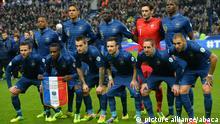 Interaktiver WM-Check 2014 Mannschaft Frankreich