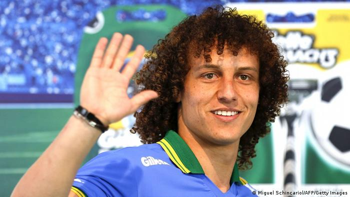 Brasilianischer Nationalspieler David Luiz