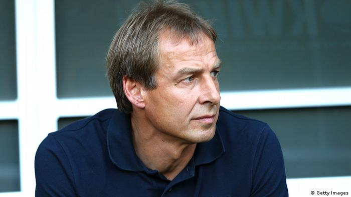 US-Fußball-Nationaltrainer Jürgen Klinsmann (Foto: Getty Images)