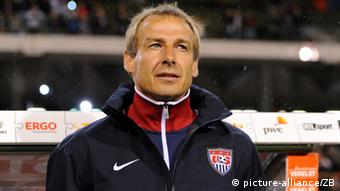 Trainer Jürgen Klinsmann (picture-alliance/ZB)