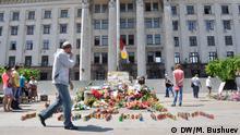 Odessa Ukraine Gewerkschaftshaus
