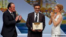 Filmfestival Cannes 2014 Palme d'Or Gewinner Film Winter Sleep 24.05.14