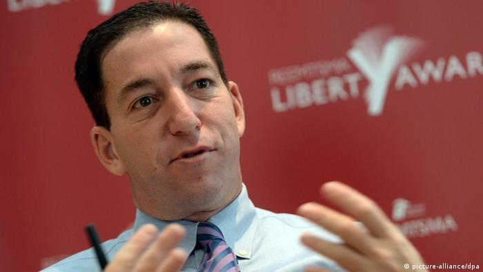 Glenn Greenwald Journalist