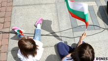 Kinder in Sofia, Bulgarien