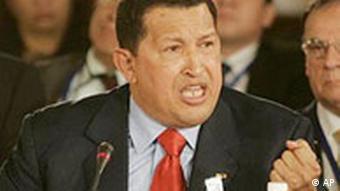 Hugo Chavez (snimka iz 2005. godine)