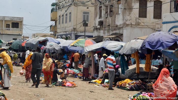 Dschibuti Markt Archiv 2011