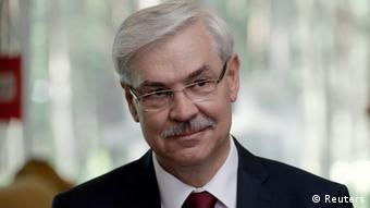 Zigmantas Balcytis (Foto: Reuters)