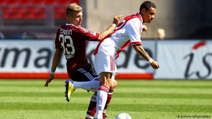 FC Nürnberg - Ajax Amsterdam