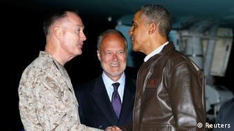Obama Überraschungsbesuch in Afghanistan 25.05.201