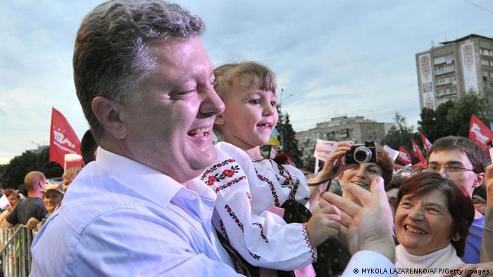 Präsidentschaftswahlen in der Ukraine Poroschenko ARCHIV