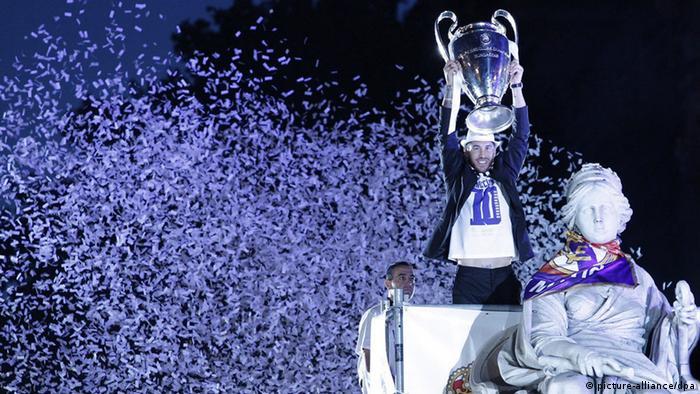 Fußball Real Madrid Sergio Ramos