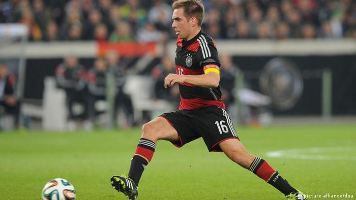 Fußball Deutschland - Chile