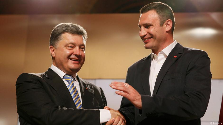 Poroschenko: Neuer Präsident mit altem Team   DW   07.06.2014