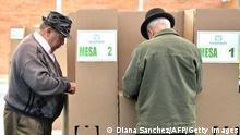 Präsidentschaftswahl in Kolumbien 25.05.2014