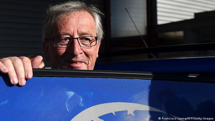 EU Parlamentswahl 25.05.2014 Juncker