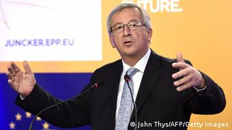 Jean-Claude Juncker (Foto: JOHN THYS/AFP/Getty Images)