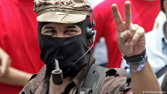 Subcomandante Marcos reaparece para anunciar que ″deja de existir ...