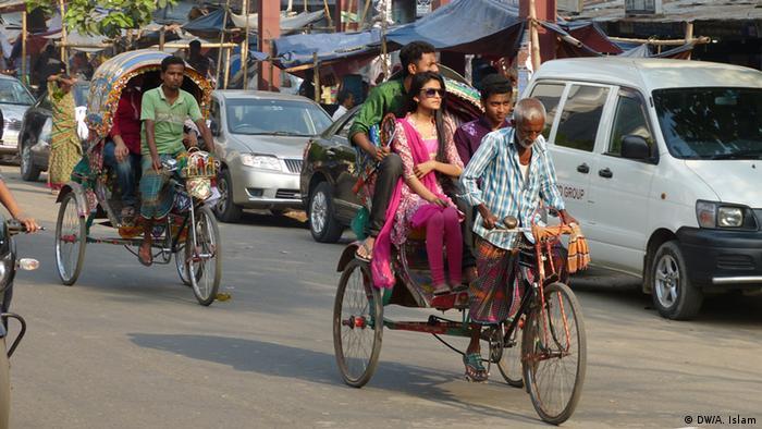 Bildergalerie Frauen in Bangladesh