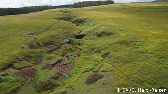El abastecimiento de agua siempre fue un asunto fundamental para la supervivencia en Rapa Nui.