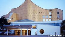 Wim Wenders Film Kathedralen der Kultur Berliner Philharmonie