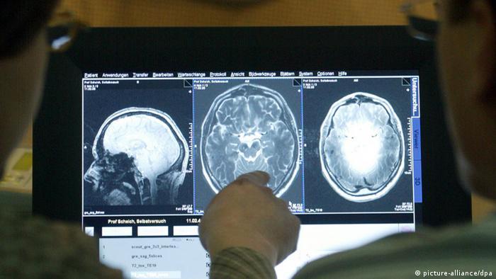 Leibniz-Instituts für Neurobiologie in Magdeburg Kernspintomograph