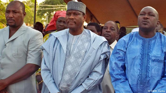 Hama Amadou, Parlamentspräsident in Niger
