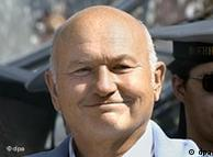 Moscow Mayor Yury Luzhkov