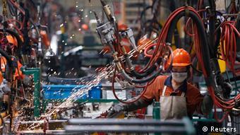 Fabrik in Zhejiang (Foto: Reuters)