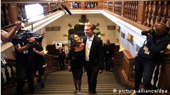 Dänemark Wahlen EU Parlament DF Dänisches Volkspartei Morten Messerschmidt