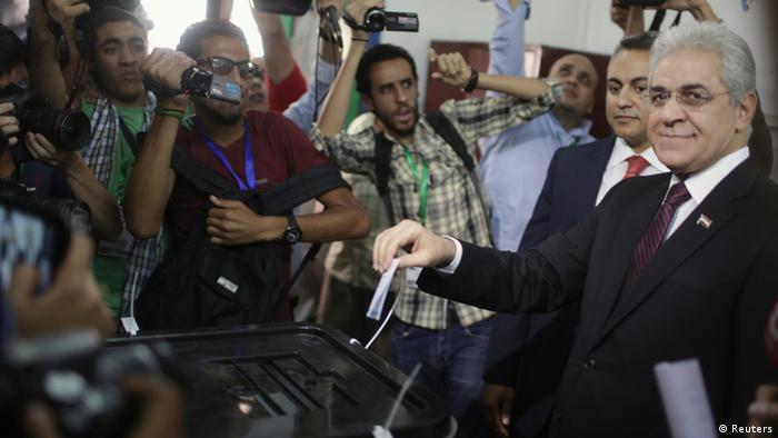 Ägypten Wahlen 26.05.2014 Hamdeen Sabahi