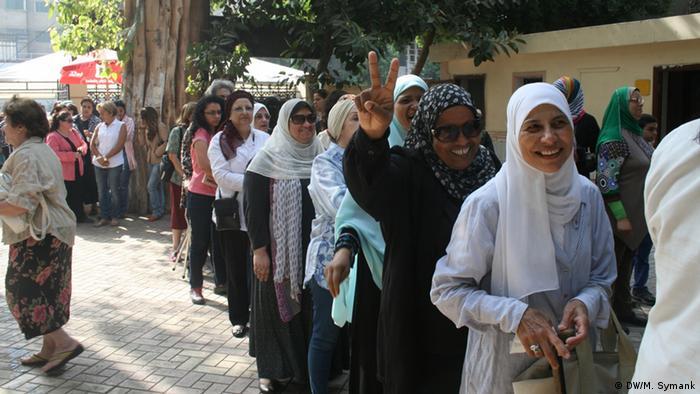 Präsidentschaftswahl in Ägypten 26.05.2014
