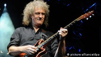 Musiker Brian May Queen (Foto: dpa)