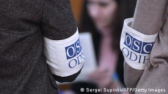 Symbolbild OSZE Wahlen Ukraine