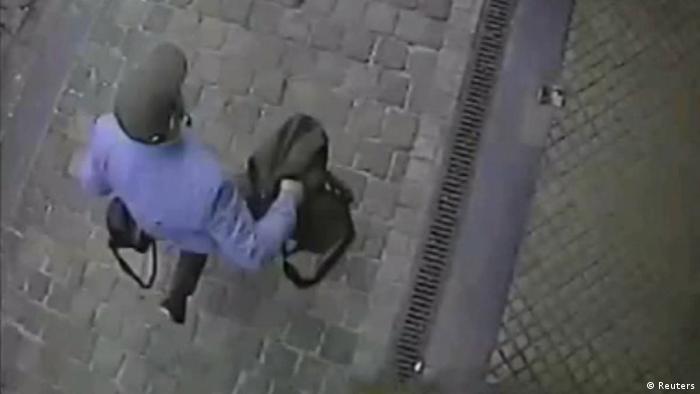 Belgien Attentat Jüdisches Museum Brüssel Video Täter. (Foto: REUTERS/Belgian Police/Handout)