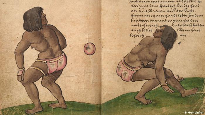 Bildergalerie Geschichte des Fußballs