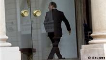 Frankreich Präsident Francois Hollande 26.05.2014